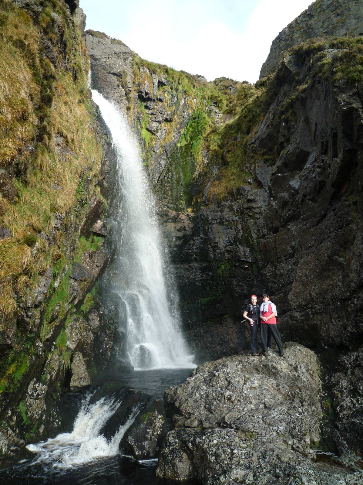 mahon falls height