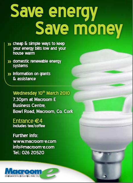 Save Energy Money