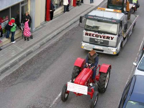 airtakephotos.ie - St.Patricks Day Parade - vintage & vintage recovery!