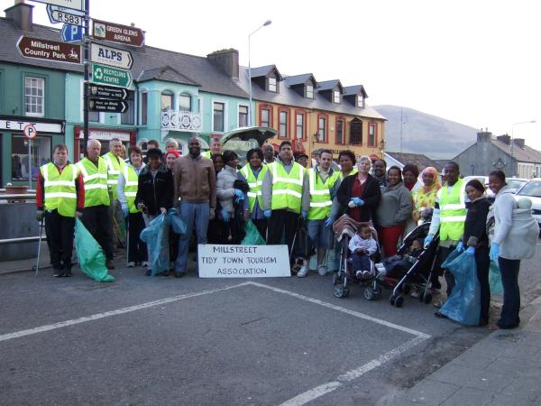 Tidy Towns Recent Clean-up