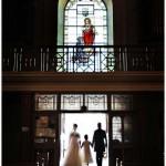 Barry & Jennifers Wedding - Leaving the Church