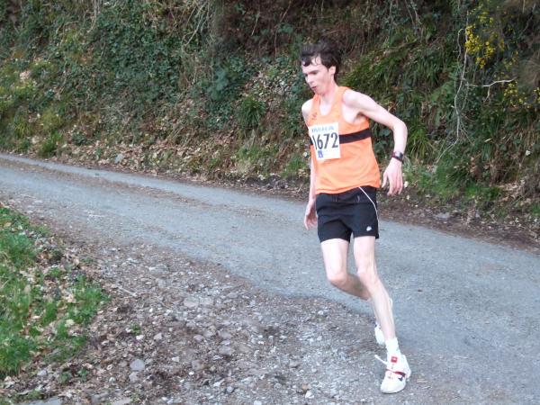 Clara Mountain Run 2010 - Adrian Linehan 5th