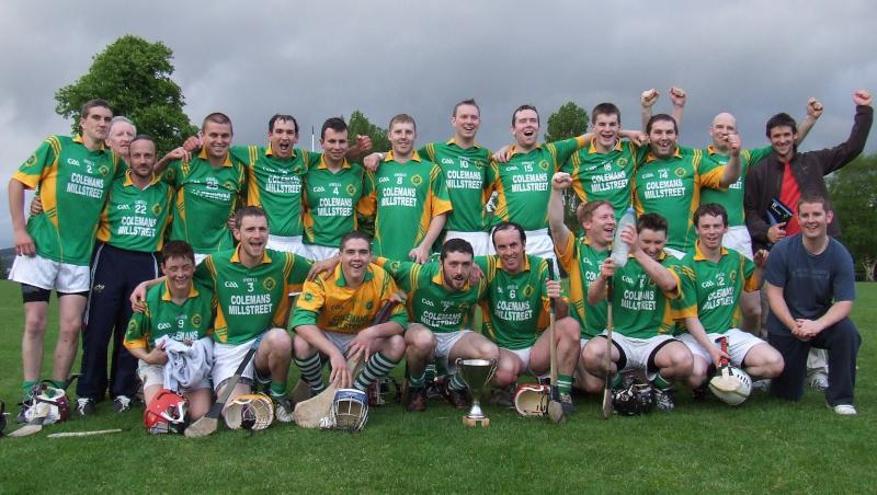2010-05-29 Millstreet are Duhallow Junior B Champions (2009)