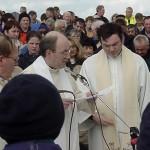 2000-05-21 Clara Mass: Fr Joe Tarrant reading the mass