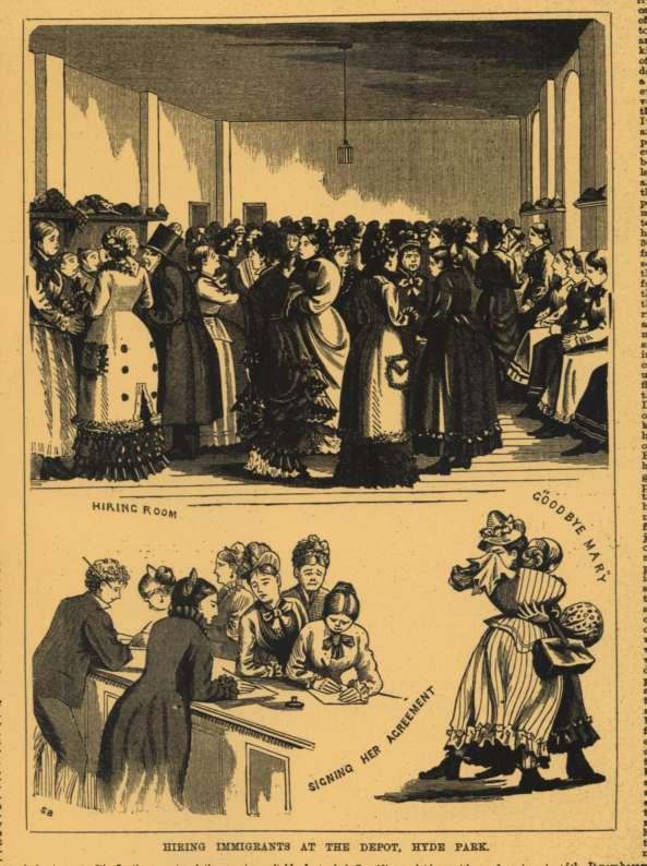 hiring-female-emigrants-at-hyde-park-barracks