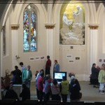 2010-05-30 Drishane Fete - Photo exhibition in the Chapel