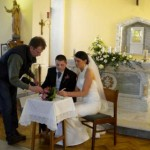 Maeve and Liam Burke Wedding