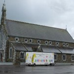 Mobile Unit at Cullen Church Car Park