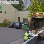 GoogleStreetView - Binman at DCP Plastics