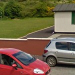 GoogleStreetView - Having a chat outside Cloghoula School-1000