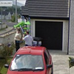 GoogleStreetView - Moving the childs slide