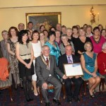 INTO Members at Randles Court Hotel, Killarney on Fri. 19th Nov. 2010
