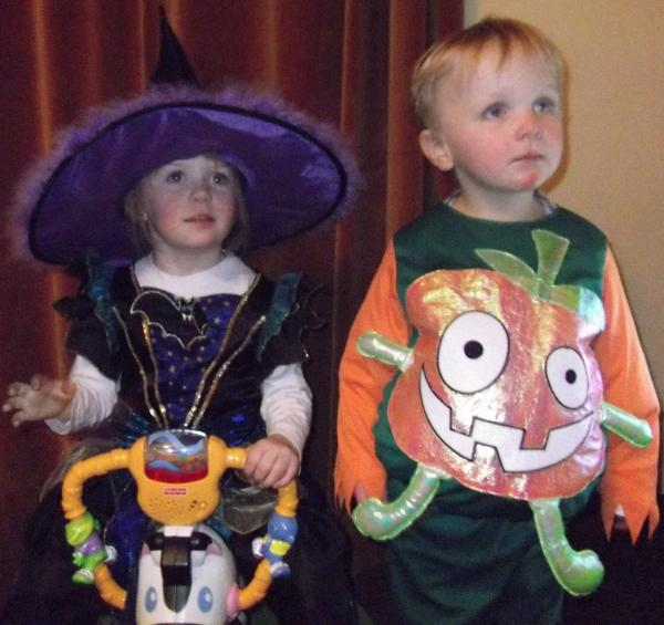 Trick or Treaters 1