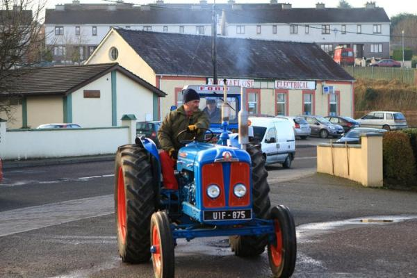 2011-01-02 Millstreet Vintage Tractor Drive 4