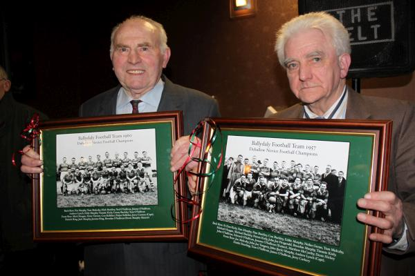 Jerry & Tommy at Ballydaly GAA Reunion