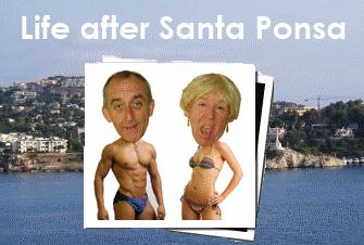 Life after Santa Ponsa - poster