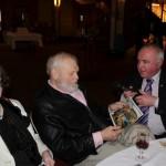 Mary Keane, Brian Dehhehy & Seán Radley at INEC Killarney on 15th Feb 2011