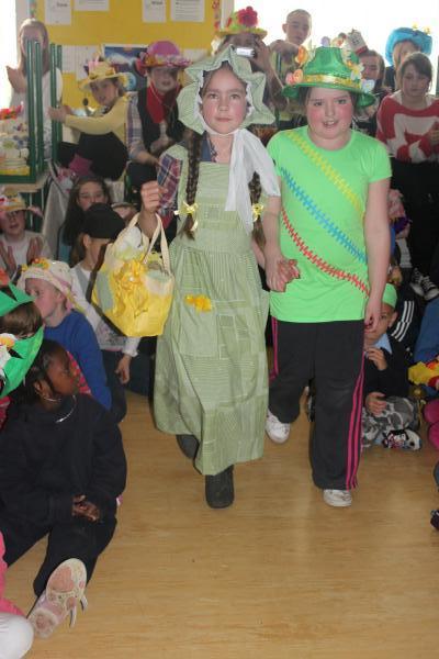 Easter Bonnets 2011