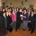 Members of Rathmore's Marian Players at the Presentation