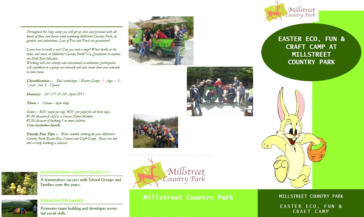 2011-04-26 Country Park Easter Camp