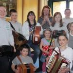 West Cork Participants at Millstreet Féile Cheoil 2011