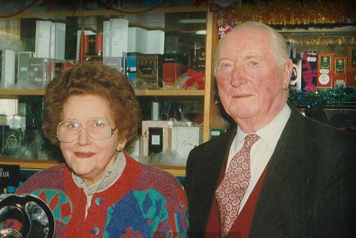 Margaret and Frank Reen