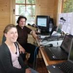 Miriam & Tadhg at Green Glens