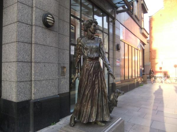 0053-Dublin All Ireland Week 2011