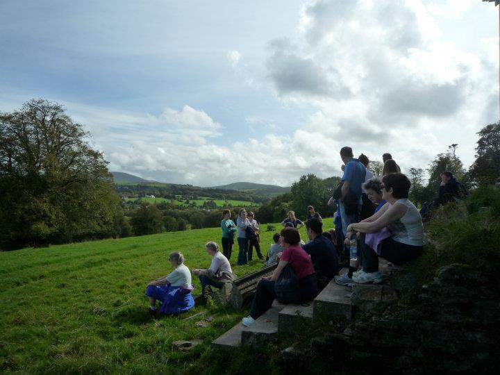 2011-09-24 Walking Festival Group C - by Mary O