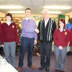 Fr. Peter McVerry visits Millstreet on 27th Feb. 2012