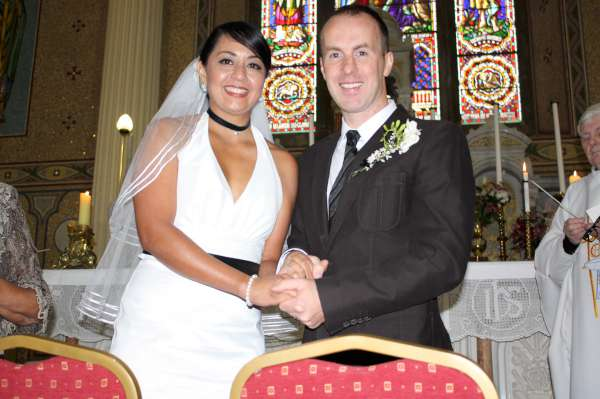 Angelica & Donal Wedding34
