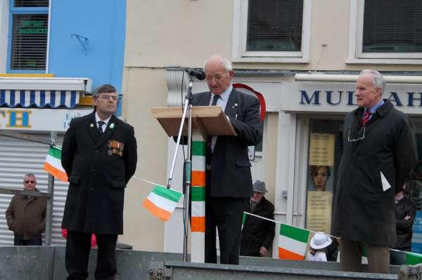 10Easter Commemoration 2012