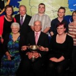2012-03-31 The Millstreet Novelty Act which won the Scór Sinsir Munster Final in Templemore - With Munster Council Officials
