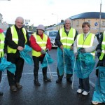 Members of Millstreet Tidy Towns Association prepare for April Clean-up 2012