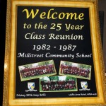 1725 Year Reunion MCS 1982-1987