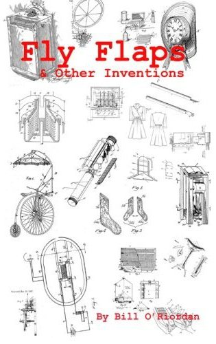 2012-05-22 Book Cover - Fly Traps and Other Inventions - by Bill O
