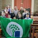 105Derrinagree N.S. Green Flag June 2012