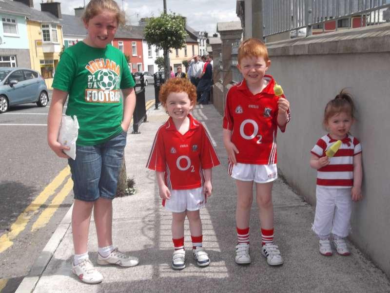 13Ireland & Cork Support 2012