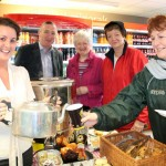 14Centra Coffee Morning for Hospital 2012