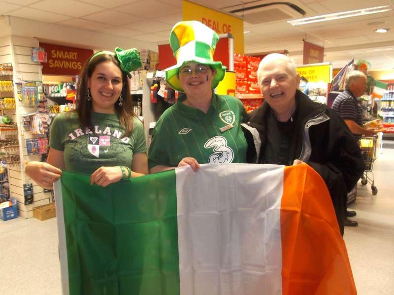 15Ireland & Cork Support 2012