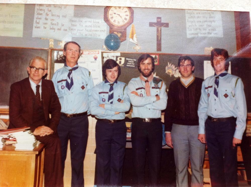 1981 Millstreet Scouts 02-1000