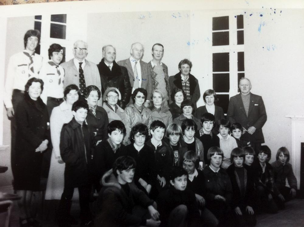 1981 Millstreet Scouts 03-1000