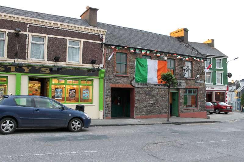 Supporting Ireland And Cork In Millstreet Millstreet Ie