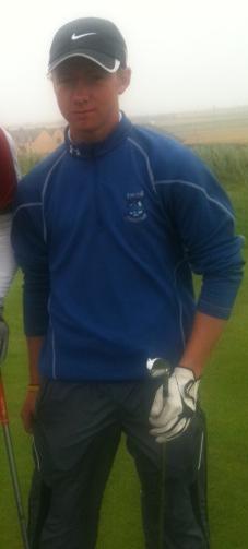 2012-06 Diarmuid Frazer who won the Juniors Captain
