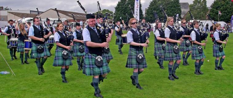 and band pipers music scottish pipe bands entertainment elite traditional