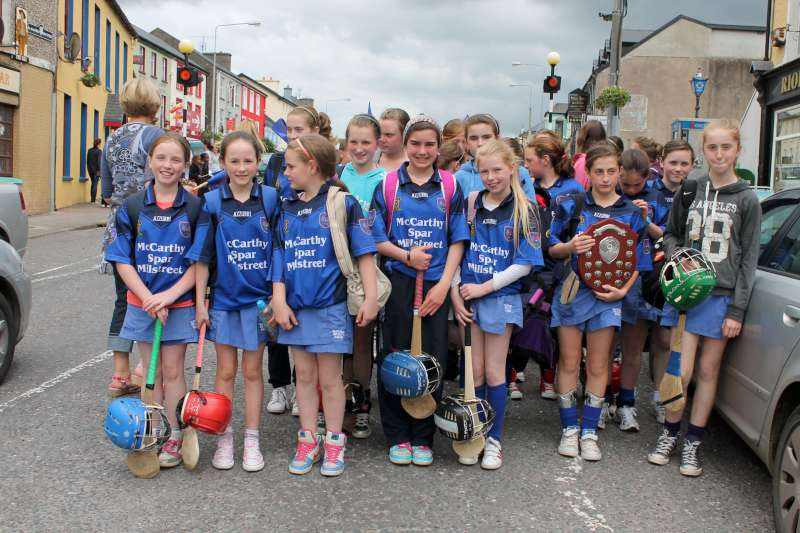21Presentation N.S.wins Camogie Final 2012