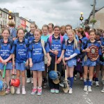22Presentation N.S.wins Camogie Final 2012