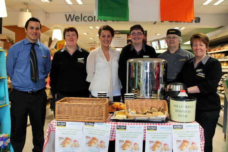 43Centra Coffee Morning for Hospital 2012