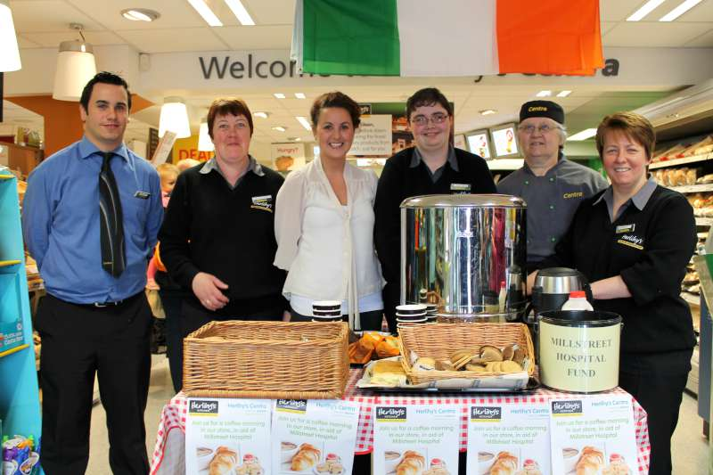 45Centra Coffee Morning for Hospital 2012