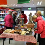 8Centra Coffee Morning for Hospital 2012